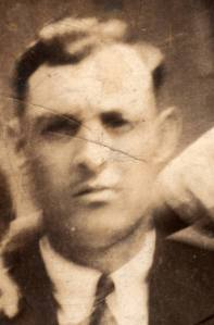 The only known photo of Joseph Hensley - My great grandfather.