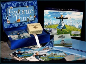 The Sound of Music (45th Anniversary Blu-ray/DVD Combo Limited Edition) (1965)