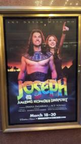 REVIEW:  Joseph and the Amazing Technicolor Dreamcoat (Chicago)