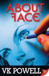 "REVIEW:  ""About Face"" by VK Powell"