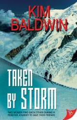 """REVIEW:  """"Taken by Storm"""" by KimBaldwin"""